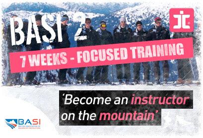 7fa9d3ede23 BASI Level 2 Ski Instructor Course - The Basecamp Blog